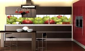 Kitchen decorations tips